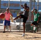 VIDEO: NBA's Jason Collins Kicks It With Varsity Gay League