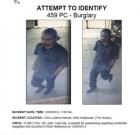 Sheriff's Station Seeks Info Regarding Burglary at the Huxley Apartments