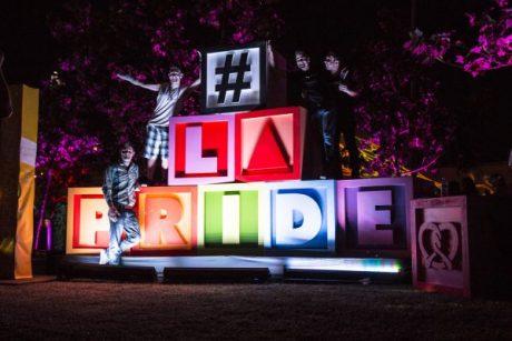 LA Pride 2016. (Photo by Derek Wear of Unikorn Photography)