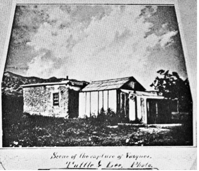 This adobe cabin built in 1864 in what was then the northwest corner of Rancho La Brea was probably the first structure built in what would become West Hollywood.