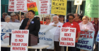 Advocates for Costa-Hawkins Repeal Ask for WeHo Residents's Support