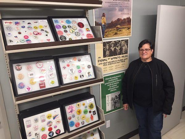 werle building, june l. mazer archives, lesbian history