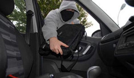 Risultati immagini per burglary smashed car window