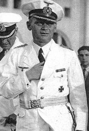 Túnica blanca - Kriegsmarine