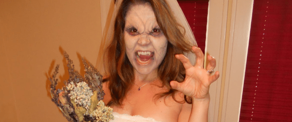Vampire brides will steal your lifeblood