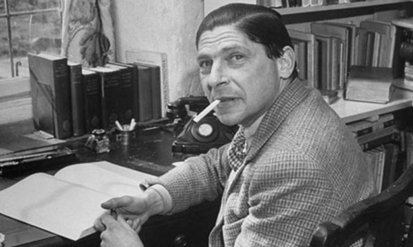 Arthur Koestler: Brilliant writer, serial rapist?