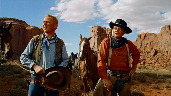 "The Searchers: Scanning the horizon for signs of ""airport lesbians."""