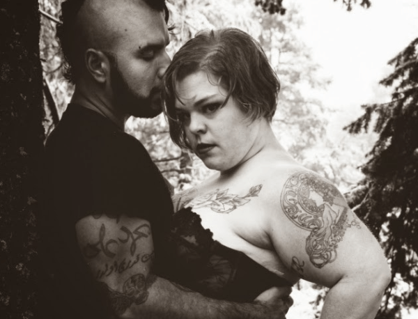 I don't think the Militant Baker cares if her tattoos are offputting to assholes.