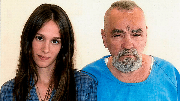 Charles Manson, Alpha Male of the Cell block?