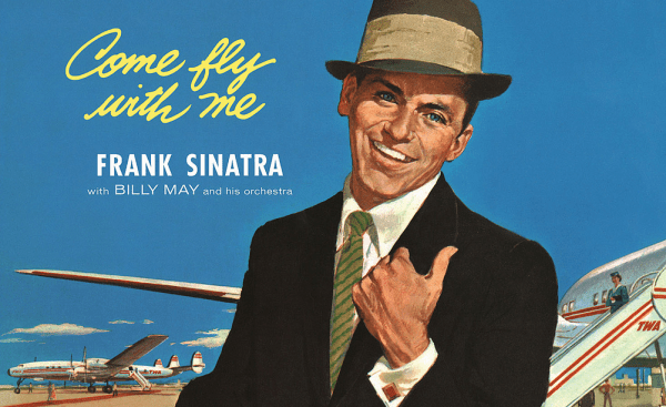 Frank Sinatra: Come fly with HYPERGAMY?!