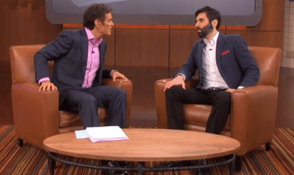 Roosh faces off against Dr. Oz and his tan