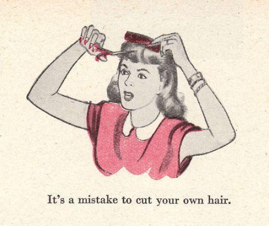 Probably good advice.