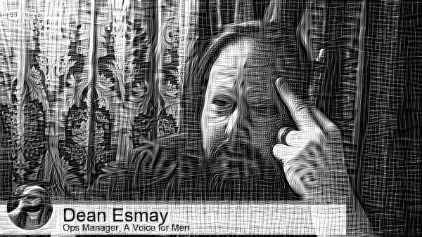 Dean Esmay: One fingered typist?