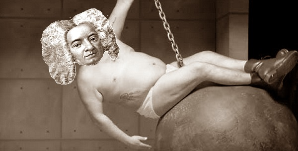 Cotton Mather: He came in liketh a wrecking ball