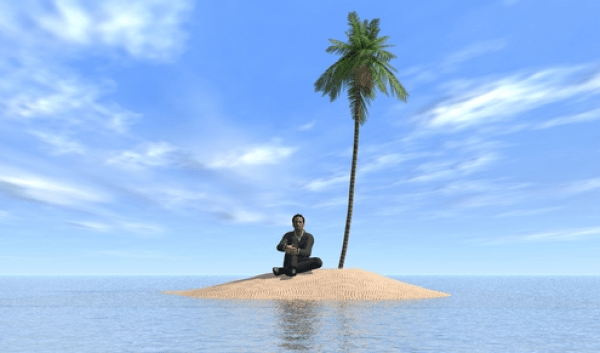 Stranded on Total Lack of Sense of Humor Island