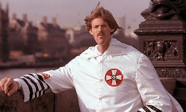 David Duke: Blames the Jews
