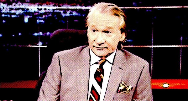 Even Bill Maher might be a little taken aback by some of the things Breitbartists are saying about him