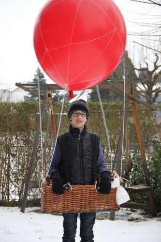 Heissluftballon Kostüm