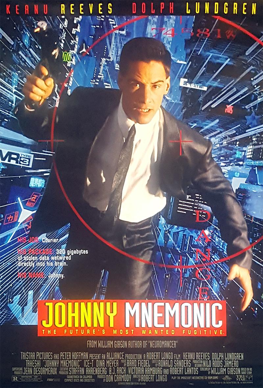 JOHNNY MNEMONIC - 1995 WG00733