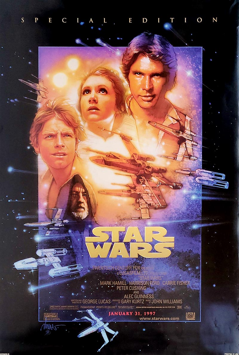Star Wars Episode Iv A New Hope Special Edition Weidman Gallery