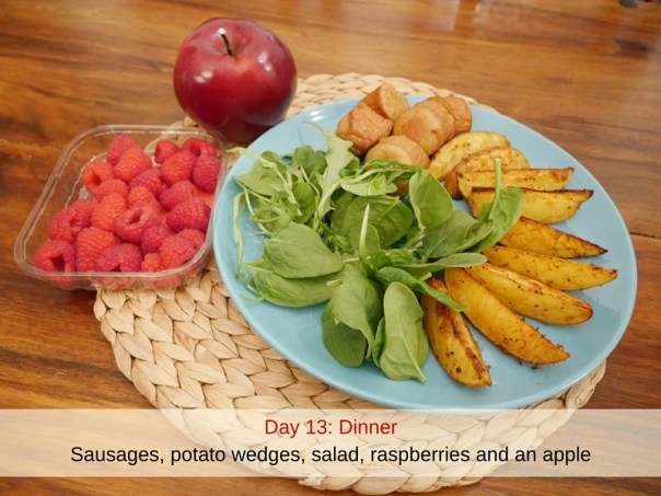 Whole30 Day 13 Dinner