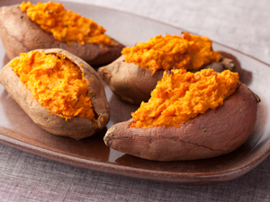 sweet-potatoes-gain-healthy-weight