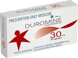 Duromine is it available non prescription