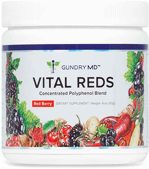 Vital Reds By Gundry MD