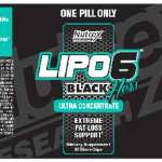 Lipo 6 Black Hers Ultra Concentrate ingredients