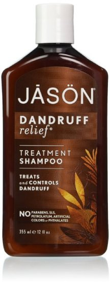 JASON Natural Cosmetics Dandruff Relief Shampoo: