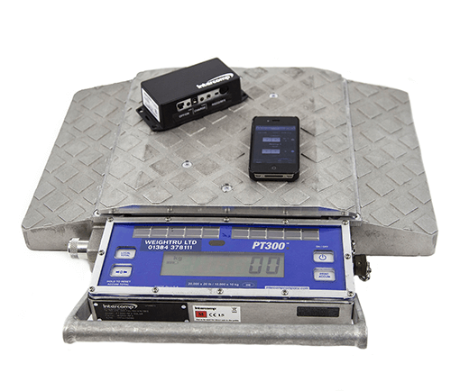 Weightru introduce the IVehicleWeigher