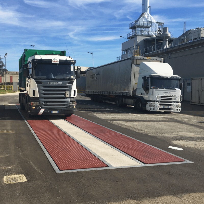 Pit Mounted Weighbridge