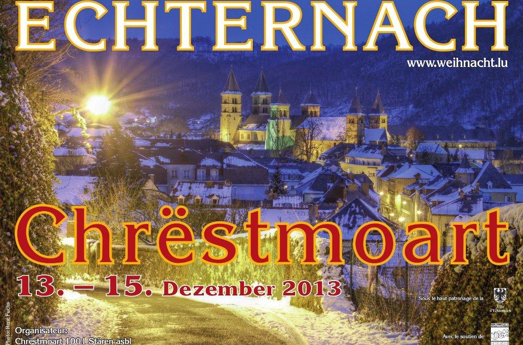 Eechternoacher Chrëstmoart 2013