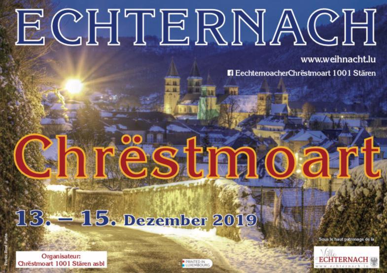 Flyer Chrëstmoart
