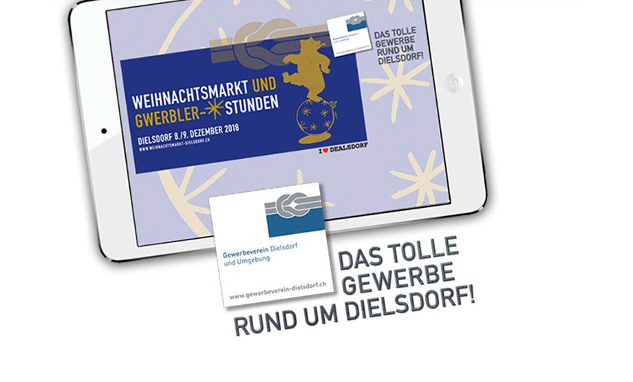 Rundum-Erneuerung der Homepage