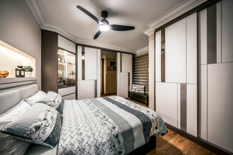 10 Practical Lessons For Small Hdb Bedrooms Design Tips By Weiken