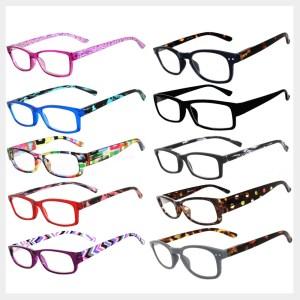 Brillen - Kontaktlinsen