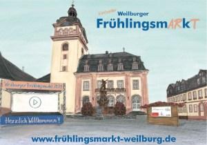 Weilburger Frühlingsmarkt 2021