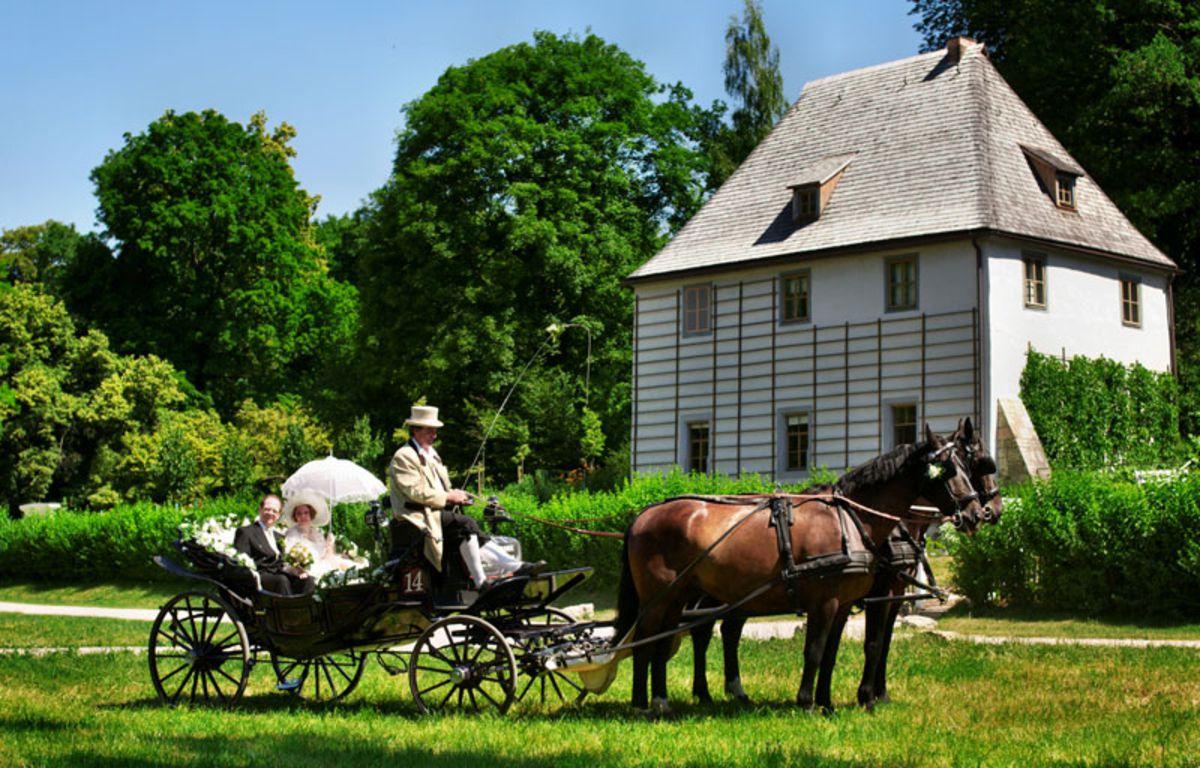 Thuringer Kutschenromantik Hochzeitskutschen
