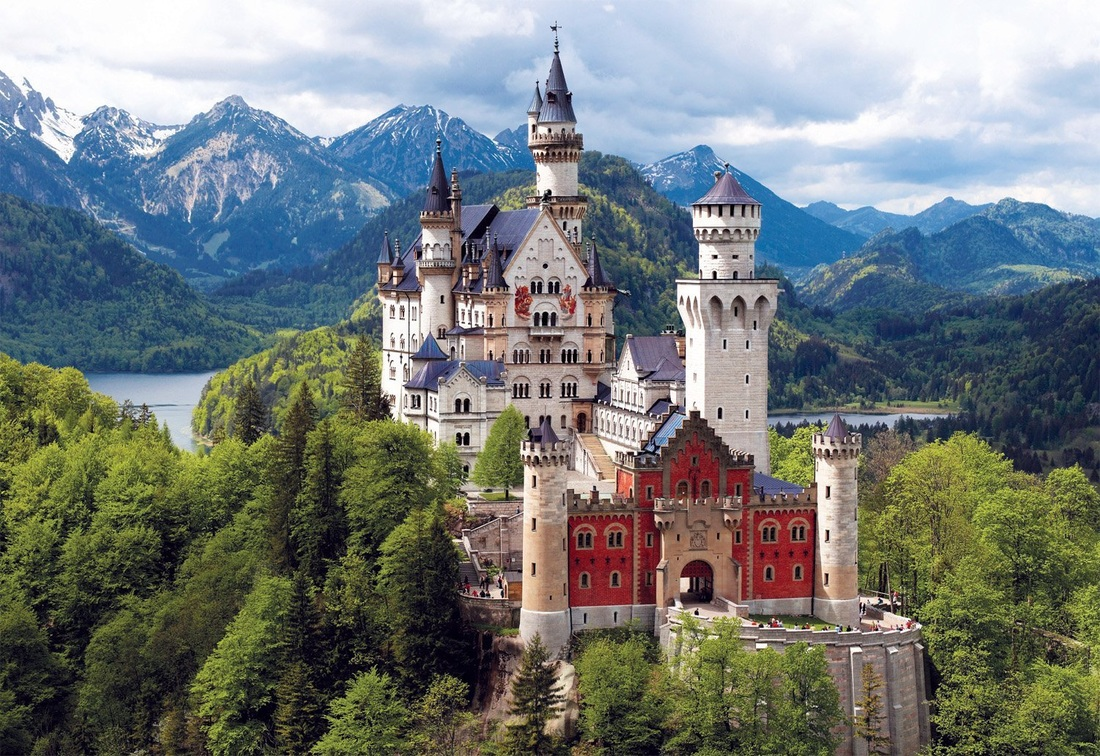 Image result for Neuschwanstein Castle