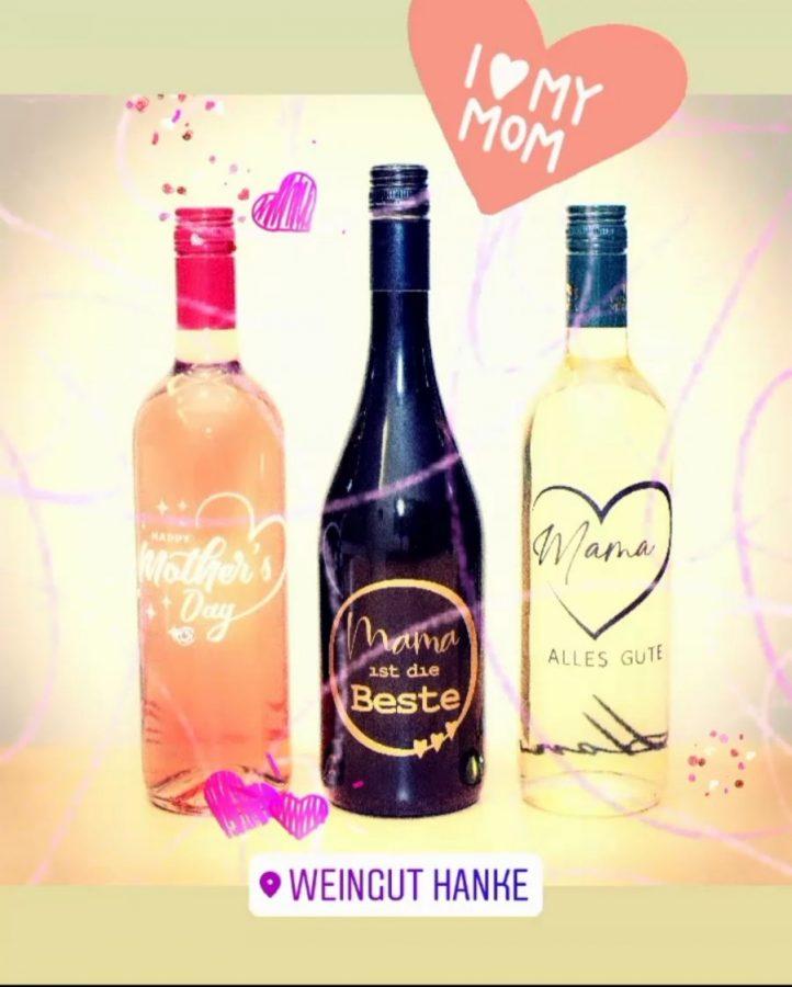 Muttertag 2021 - Weingut Hanke