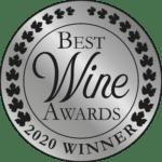 Best Wine Awards Silbermedaille