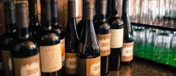 Weinflaschen Formen und Größen