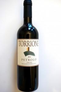 """Mitgenommen von Petrolo: 2013 """"Torrione"""" Toscana IGT"""