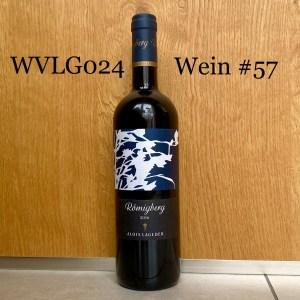 Wein #57: Lageder Vernatsch