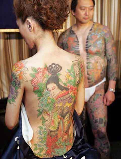 Yakuza, Mafia, Tattoo, and Tebori: Darker Tradition in Japan - CariGold
