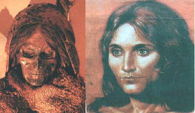 cherchen03 Chinas Celtic Mummies: What Ancient Secrets Do They  Hold? picture