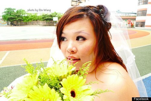 Woman Marries Self Fed Up Taiwanese Woman Marries Self picture