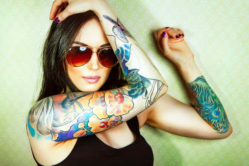 Public Officials in Osaka Fined for Having Tattoos picture