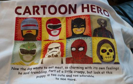 Cartoon Heroes Assemble!